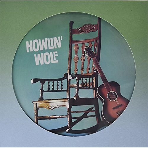 Alliance Howlin' Wolf - Howlin Wolf (Picture Disc) thumbnail