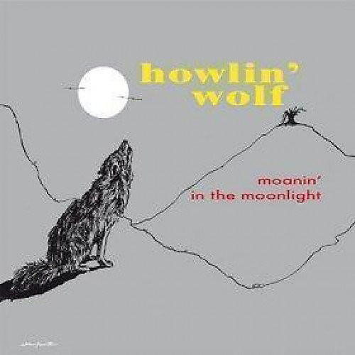 Alliance Howlin' Wolf - Moanin In The Moonlight (Picture Disc) thumbnail