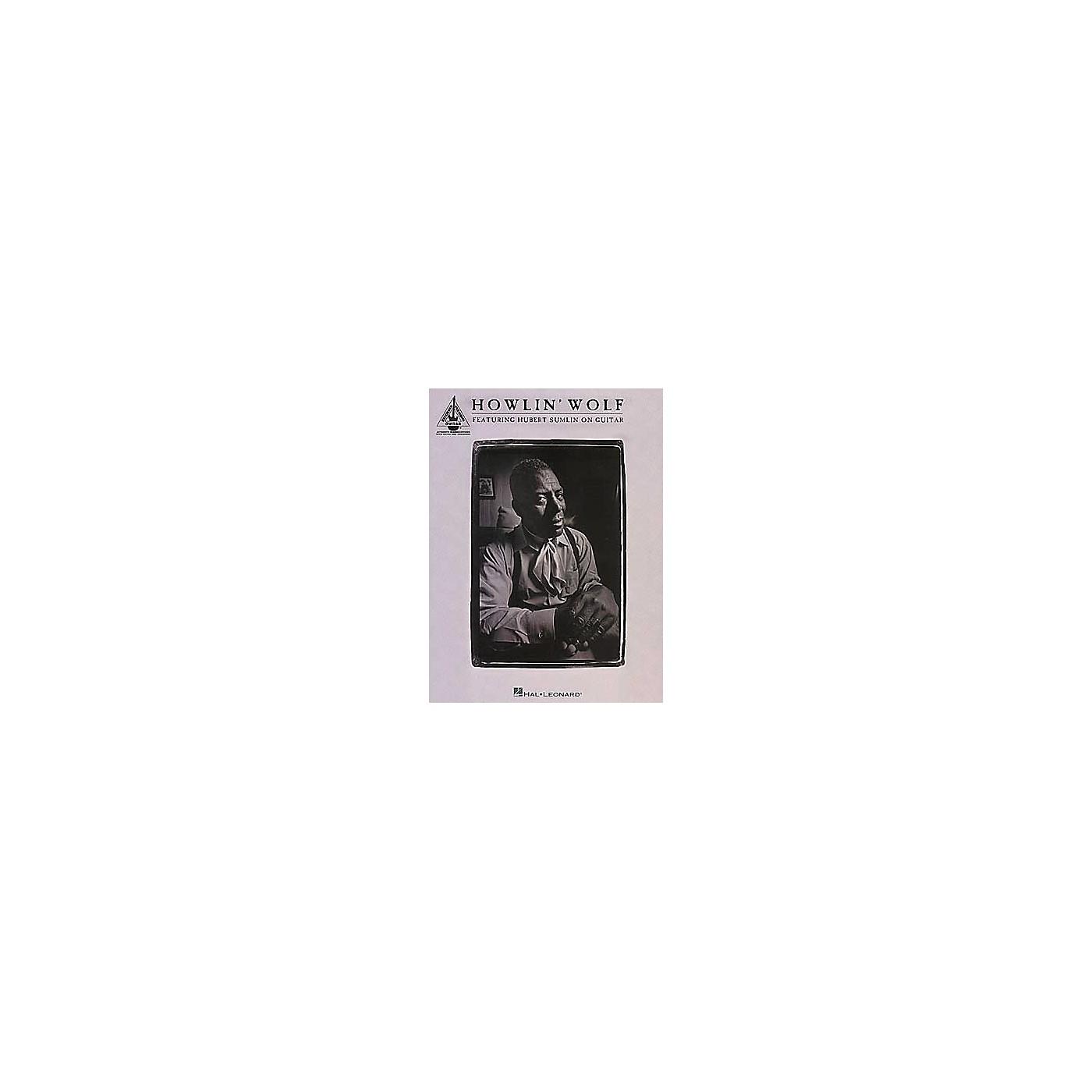 Hal Leonard Howlin' Wolf Book thumbnail
