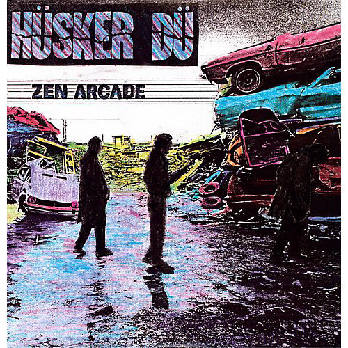 Alliance Hüsker Dü - Zen Arcade thumbnail