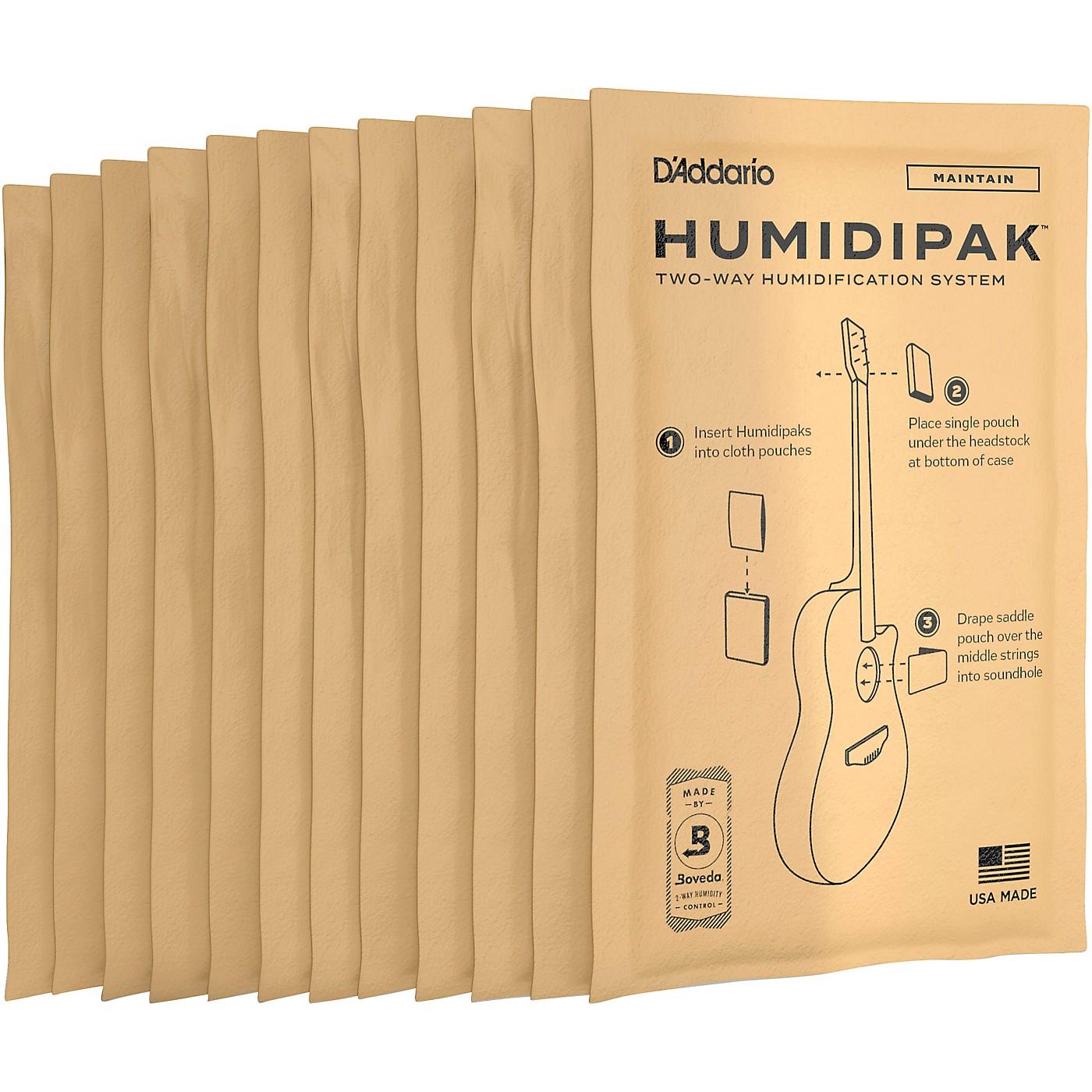 D'Addario Planet Waves HuMIDIpak Replacement Packs (Four 3-Packs) thumbnail