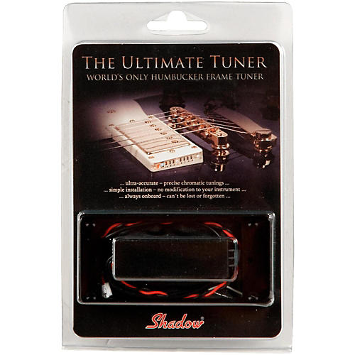 Shadow Humbucker Ring Tuner for Flattop Electric Guitar thumbnail