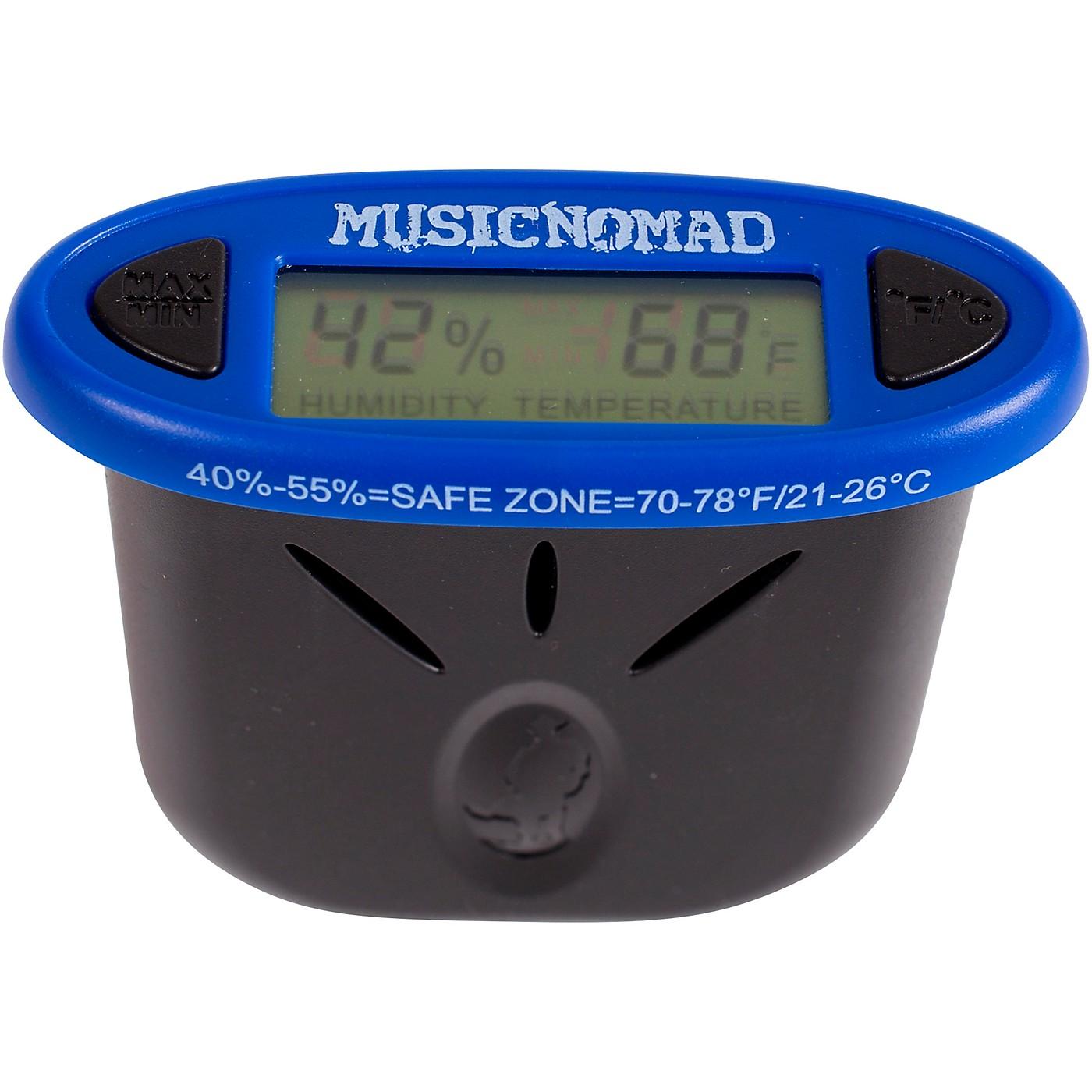 Music Nomad HumiReader - Humidity & Temperature Monitor 3 in 1 thumbnail
