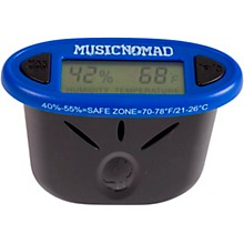 Music Nomad HumiReader - Humidity & Temperature Monitor 3 in 1
