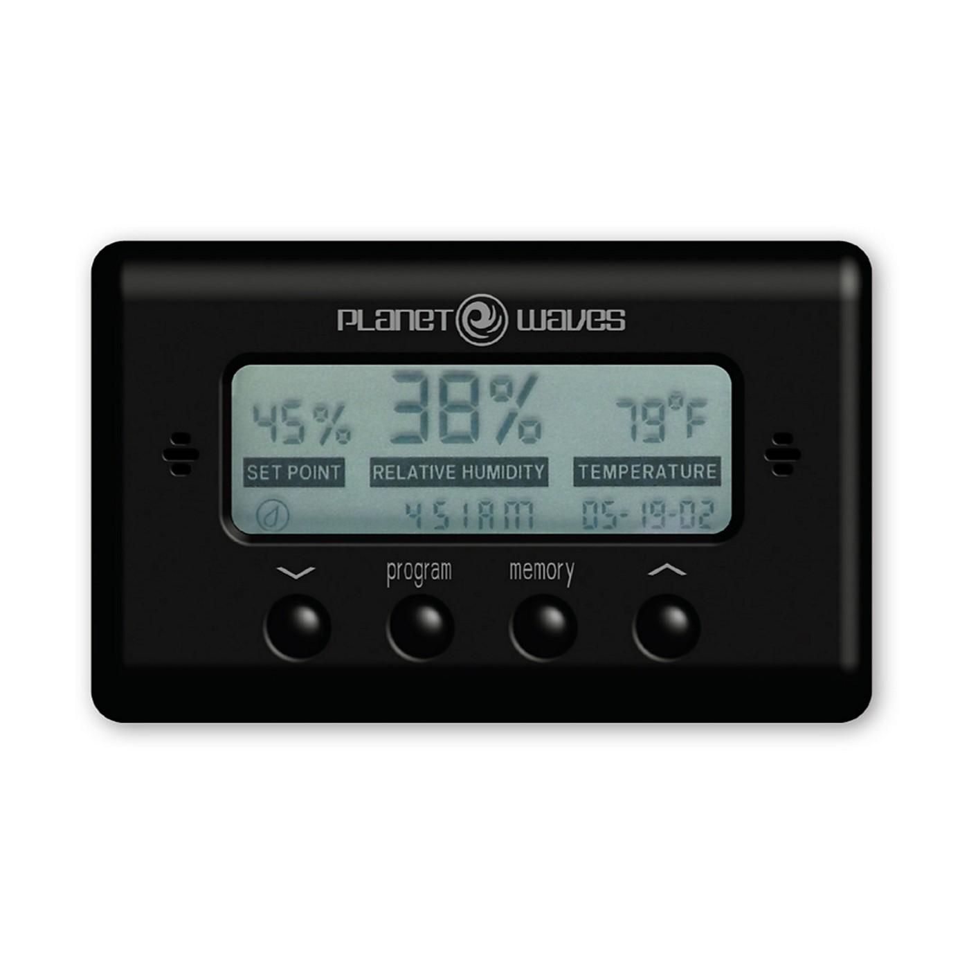 D'Addario Planet Waves Humidity and Temperature Sensor thumbnail