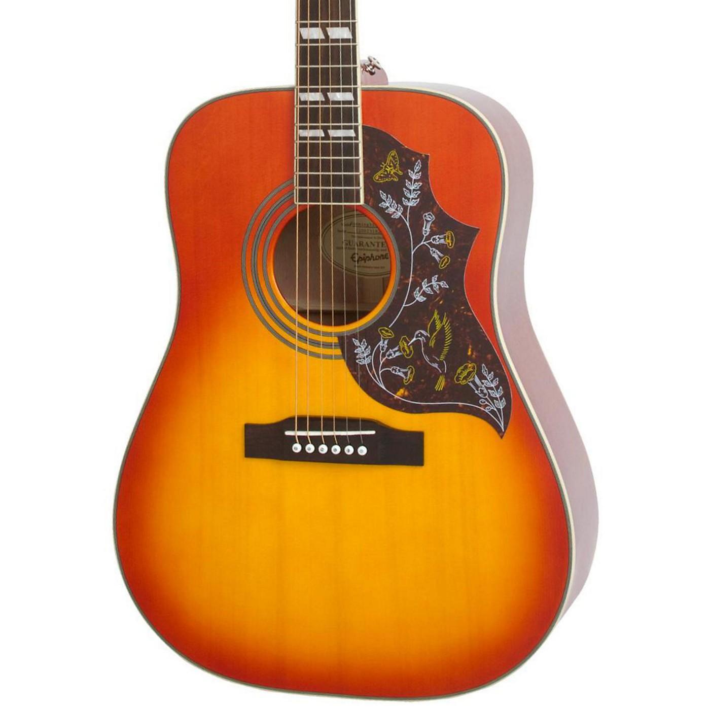 Epiphone Hummingbird PRO Acoustic-Electric Guitar thumbnail