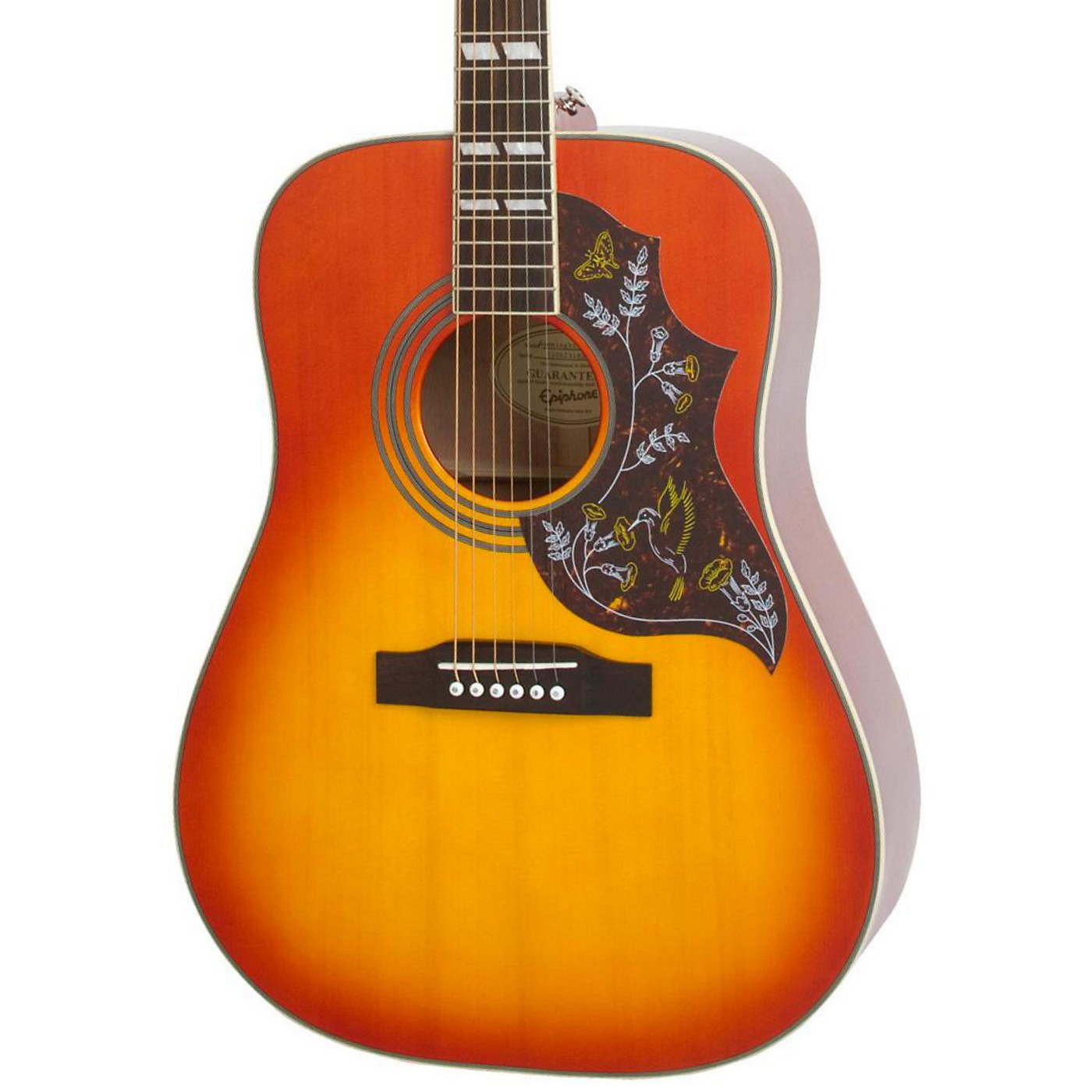 Epiphone Hummingbird Studio Acoustic-Electric Guitar thumbnail