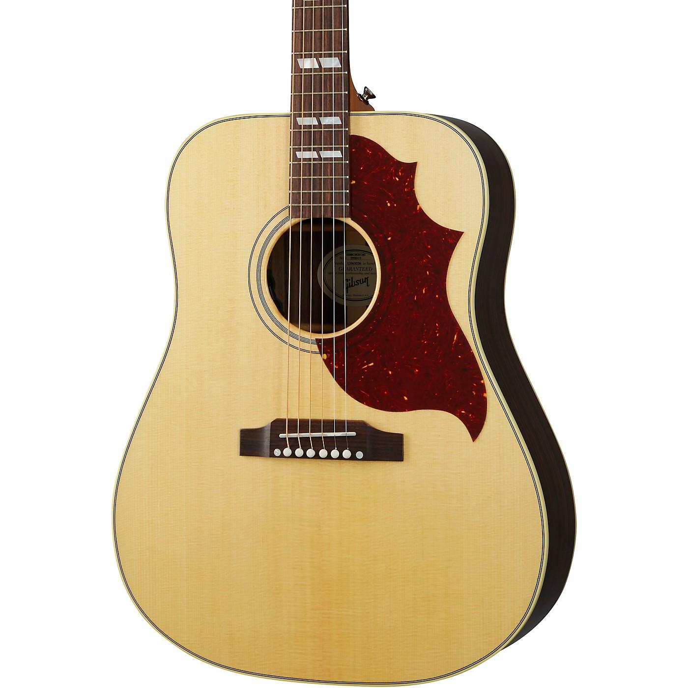 Gibson Hummingbird Studio Rosewood Acoustic-Electric Guitar thumbnail