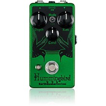 EarthQuaker Devices Hummingbird V3 Repeat Percussions Tremolo Guitar Effects Pedal