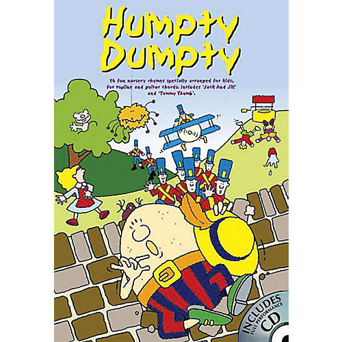 Music Sales Humpty Dumpty Music Sales America Series Softcover with CD thumbnail