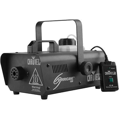 CHAUVET DJ Hurricane 1000 Fog Machine thumbnail