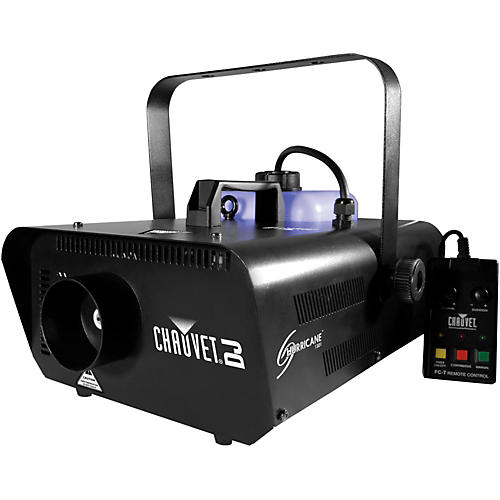 CHAUVET DJ Hurricane 1301 Fog Machine thumbnail