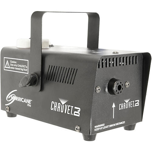 CHAUVET DJ Hurricane 700 Fog Machine thumbnail
