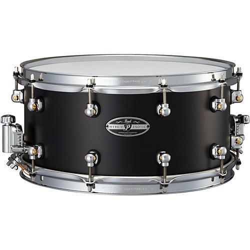 Pearl Hybrid Exotic Cast Aluminum Snare Drum thumbnail