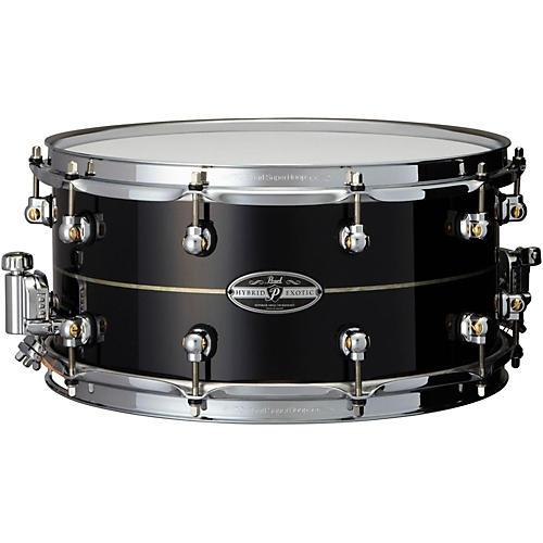 Pearl Hybrid Exotic Kapur/Fiberglass Snare Drum thumbnail