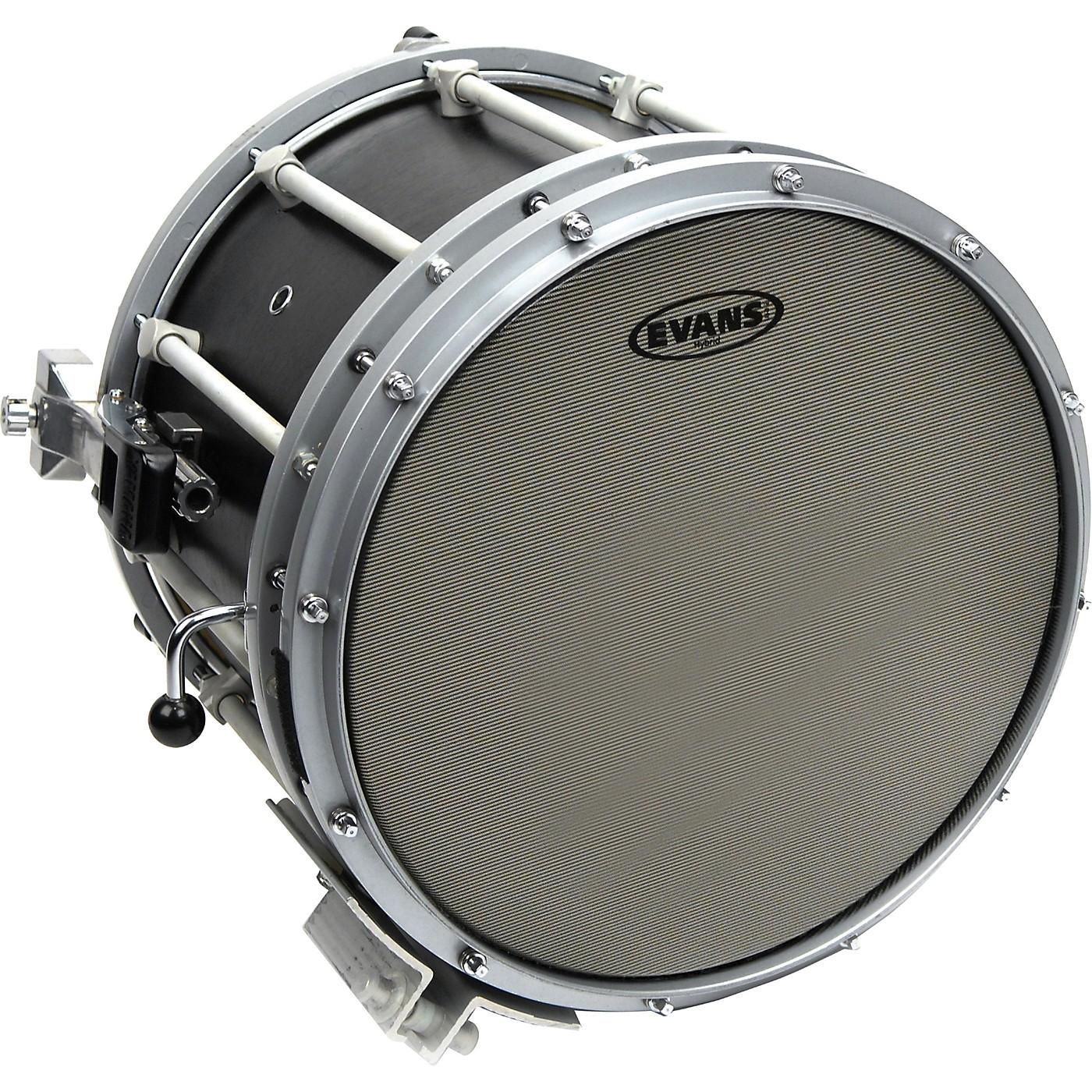 Evans Hybrid Marching Snare Drum Batter Head thumbnail