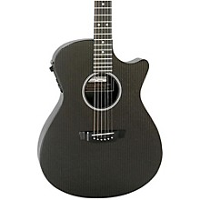 RainSong Hybrid Series H-OM1000N2 Slim Body Cutaway Acoustic-Electric Guitar