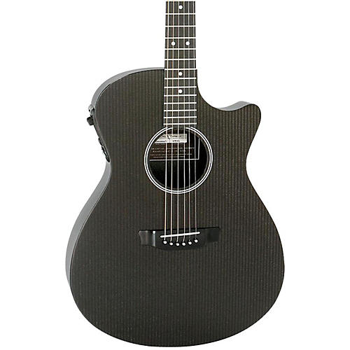 RainSong Hybrid Series H-OM1000N2 Slim Body Cutaway Acoustic-Electric Guitar thumbnail