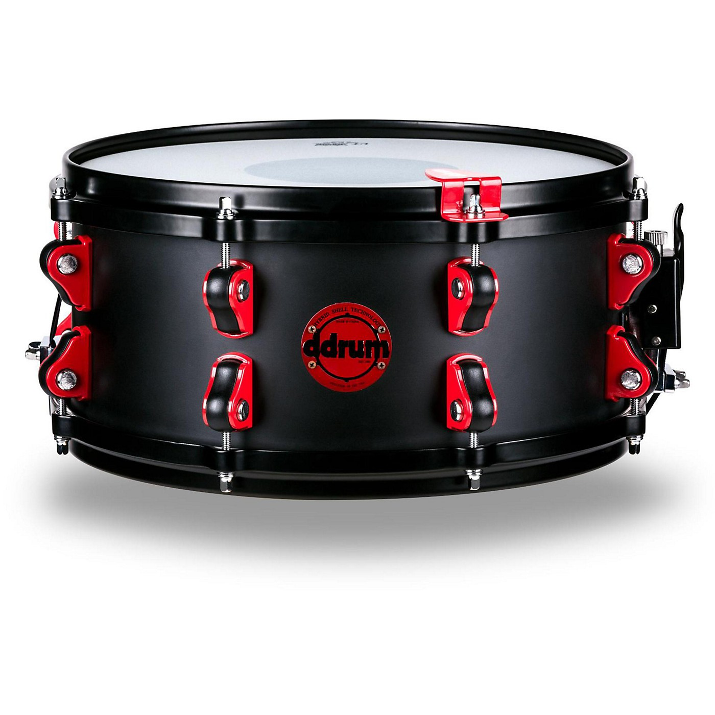 ddrum Hybrid Snare Drum with Trigger thumbnail