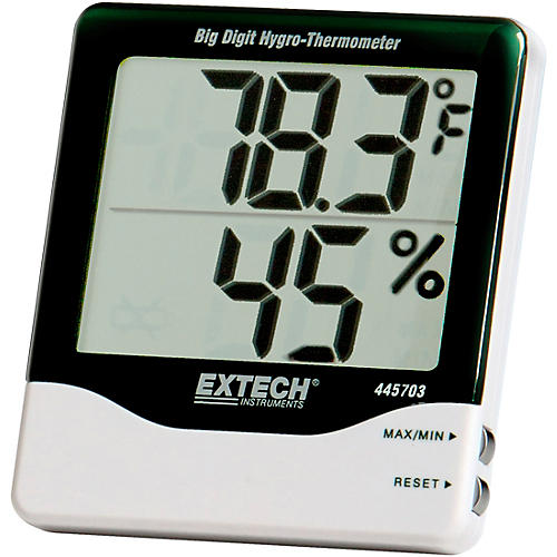 EXTECH Instruments Hygro Thermometer Big Digit thumbnail