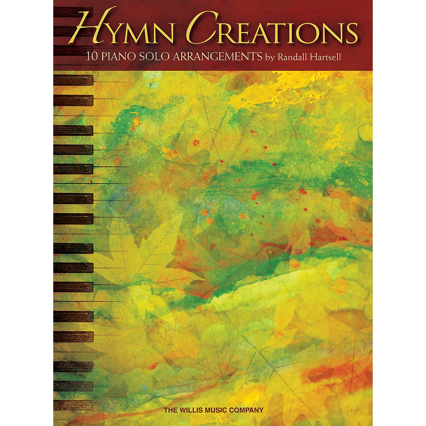 Willis Music Hymn Creations (Inter to Advanced Level) Willis Series Book by Various thumbnail
