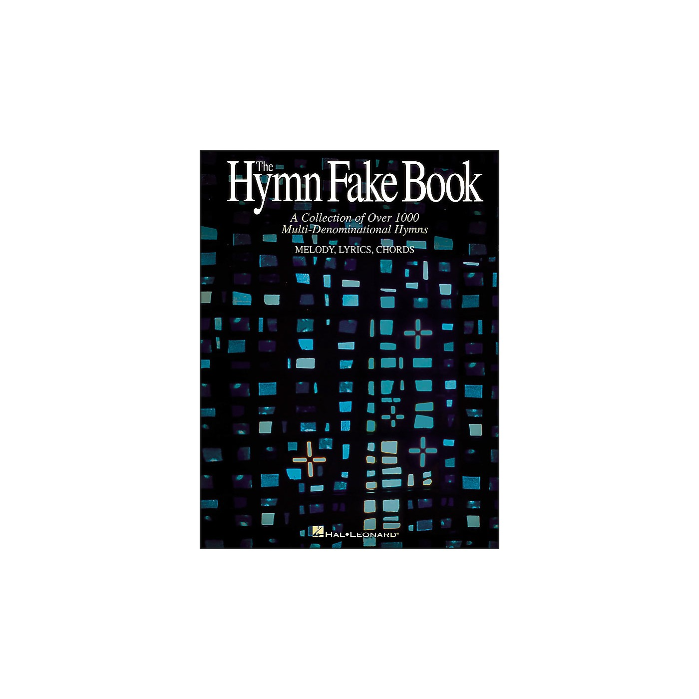 Hal Leonard Hymn Fake Book - Collection Of Over 1000 Multi-Denominational Hymns thumbnail