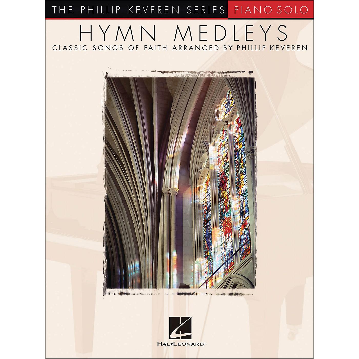 Hal Leonard Hymn Medleys - Piano Solo By Phillip Keveren Series thumbnail