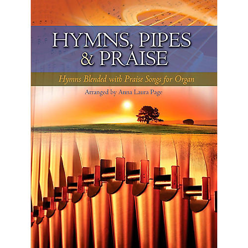Alfred Hymns, Pipes and Praise for Organ Book thumbnail