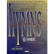 Word Music Hymns Re-Harmonized (Creative Chords for the Church Accompanist) Sacred Folio Series