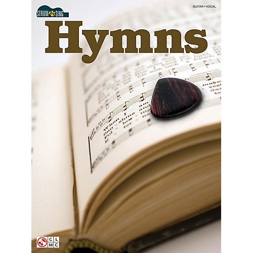 Cherry Lane Hymns (Strum & Sing Series) Easy Guitar Series Softcover Performed by Various thumbnail