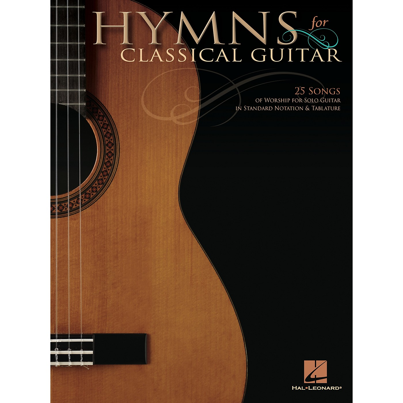 Hal Leonard Hymns for Classical Guitar Guitar Solo Series Softcover thumbnail