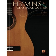 Hal Leonard Hymns for Classical Guitar Guitar Solo Series Softcover