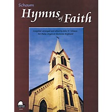 SCHAUM Hymns of Faith Educational Piano Series Softcover