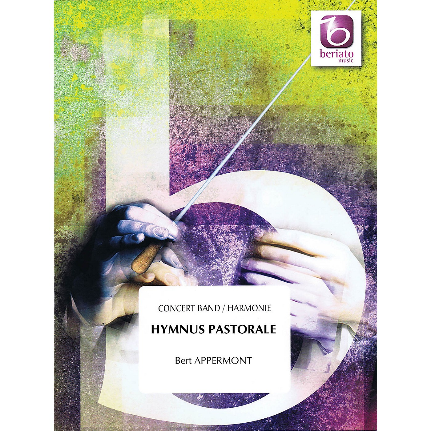 Beriato Music Hymnus Pastorale (Score and Parts) Concert Band Level 2 Composed by Bert Appermont thumbnail