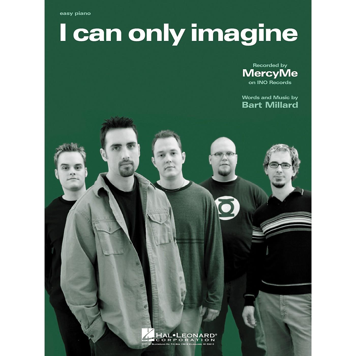 Hal Leonard I Can Only Imagine thumbnail