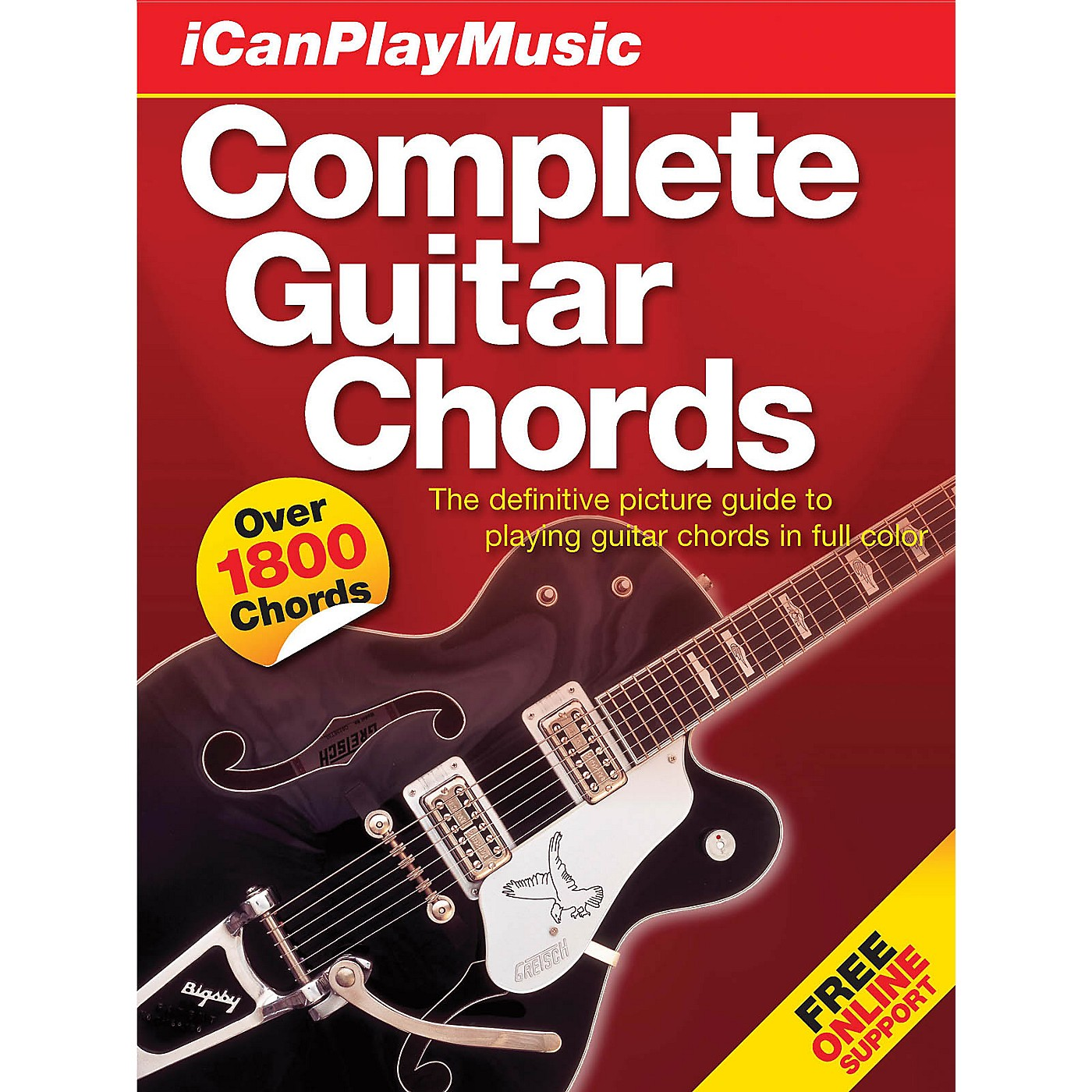 Music Sales I Can Play Music: Complete Guitar Chords Music Sales America Series Hardcover Written by Various Authors thumbnail