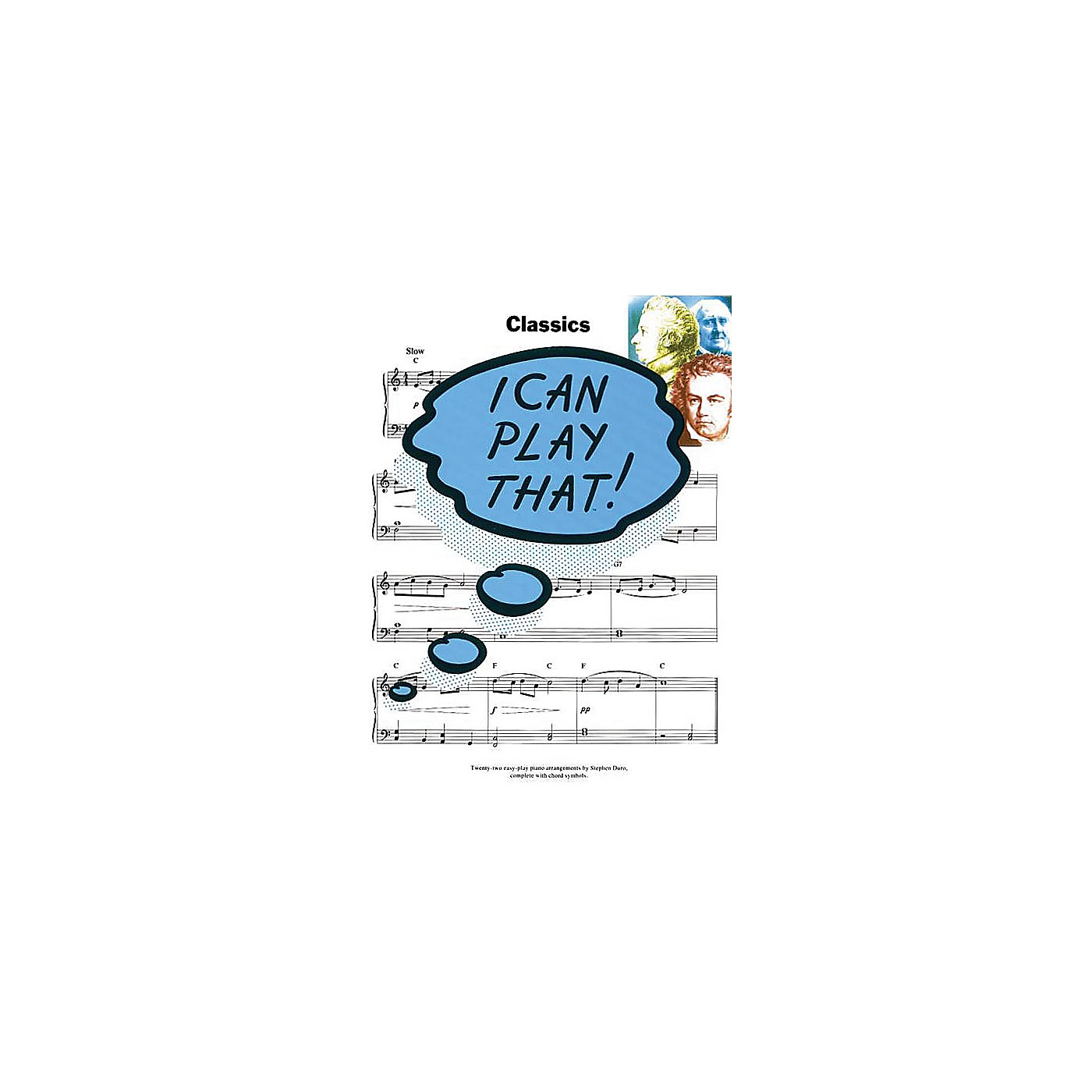 Music Sales I Can Play That! Classics Music Sales America Series Softcover thumbnail
