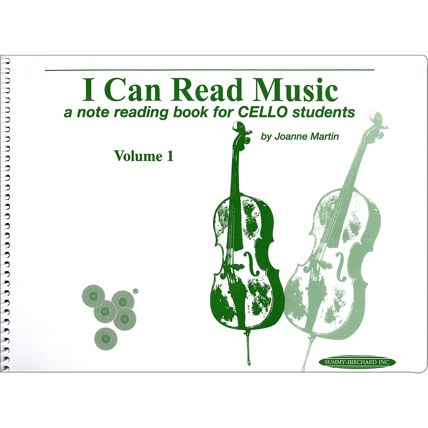 Alfred I Can Read Music for Cello, Volume 1 Book thumbnail