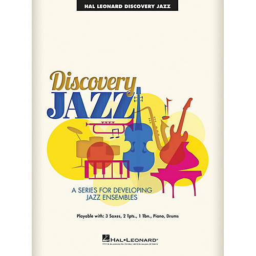 Hal Leonard I Get Around Jazz Band by Beach Boys Arranged by Paul Murtha thumbnail