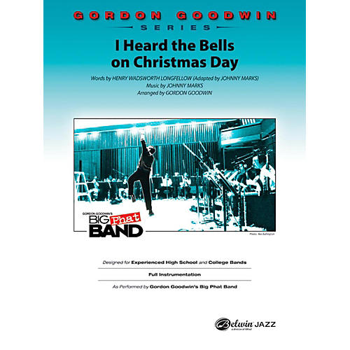Alfred I Heard the Bells on Christmas Day Jazz Band Grade 6 thumbnail