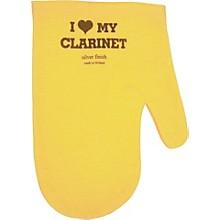 Giardinelli I Love My Clarinet Cleaning Mitt
