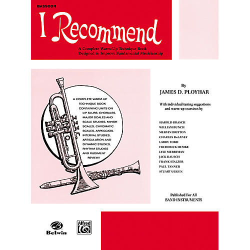 Alfred I Recommend Bassoon thumbnail