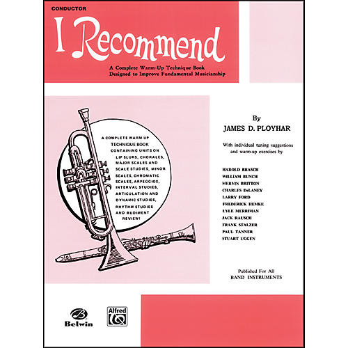 Alfred I Recommend Conductor (Piano) thumbnail