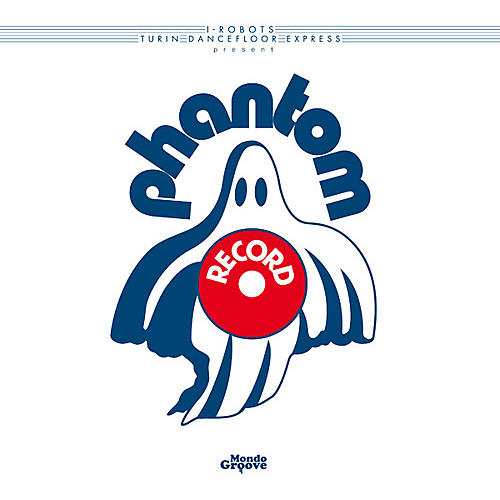 Alliance I-Robots - I-Robots Present Phantom Records thumbnail