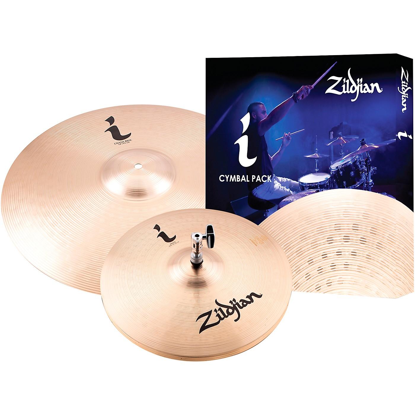 Zildjian I Series Cymbal Pack thumbnail