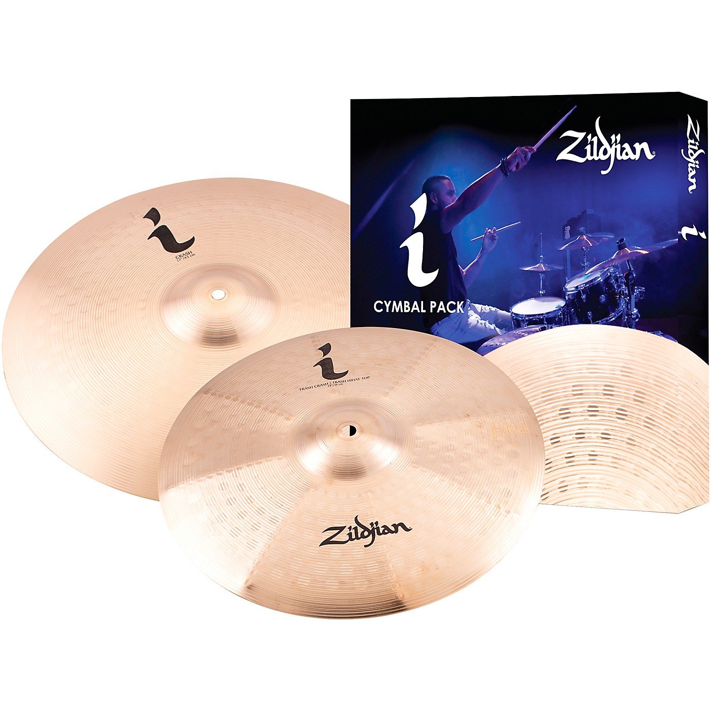 Zildjian I Series Expression Cymbal Pack 1 thumbnail