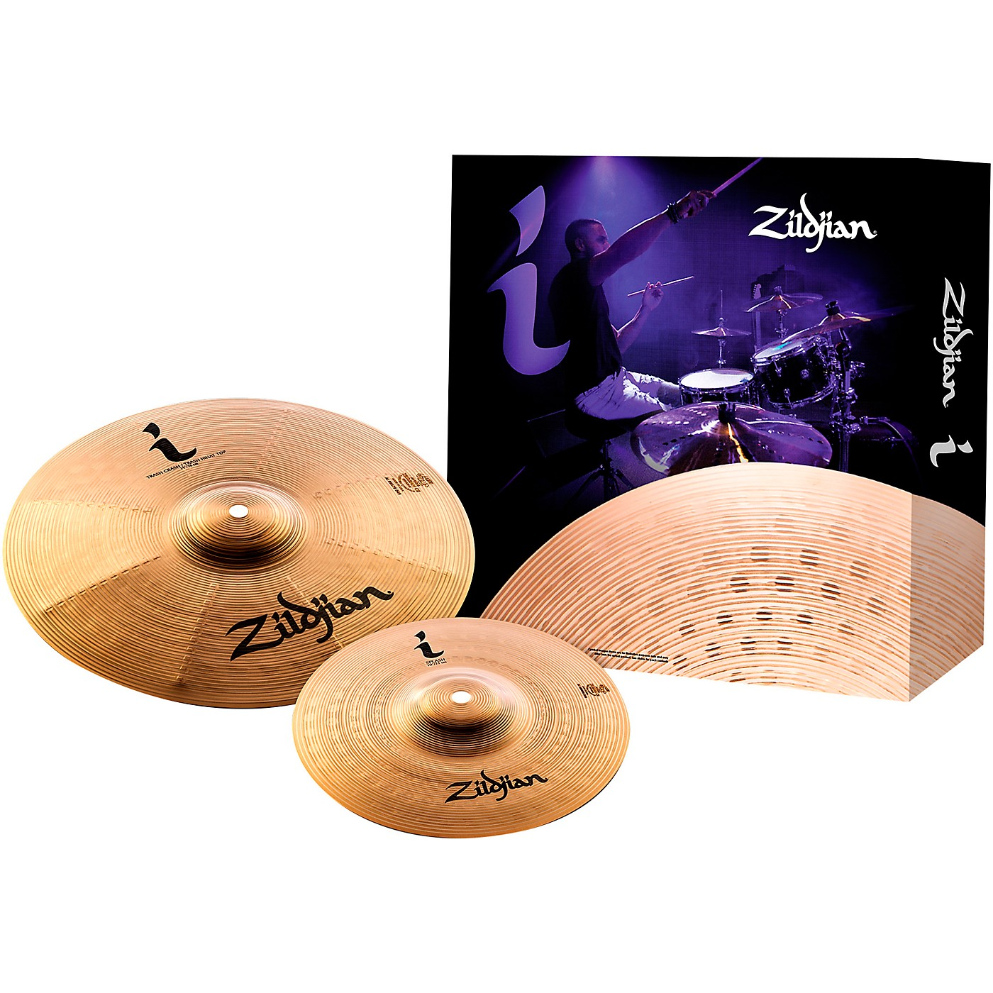 Zildjian I Series Expression Cymbal Pack 1A thumbnail