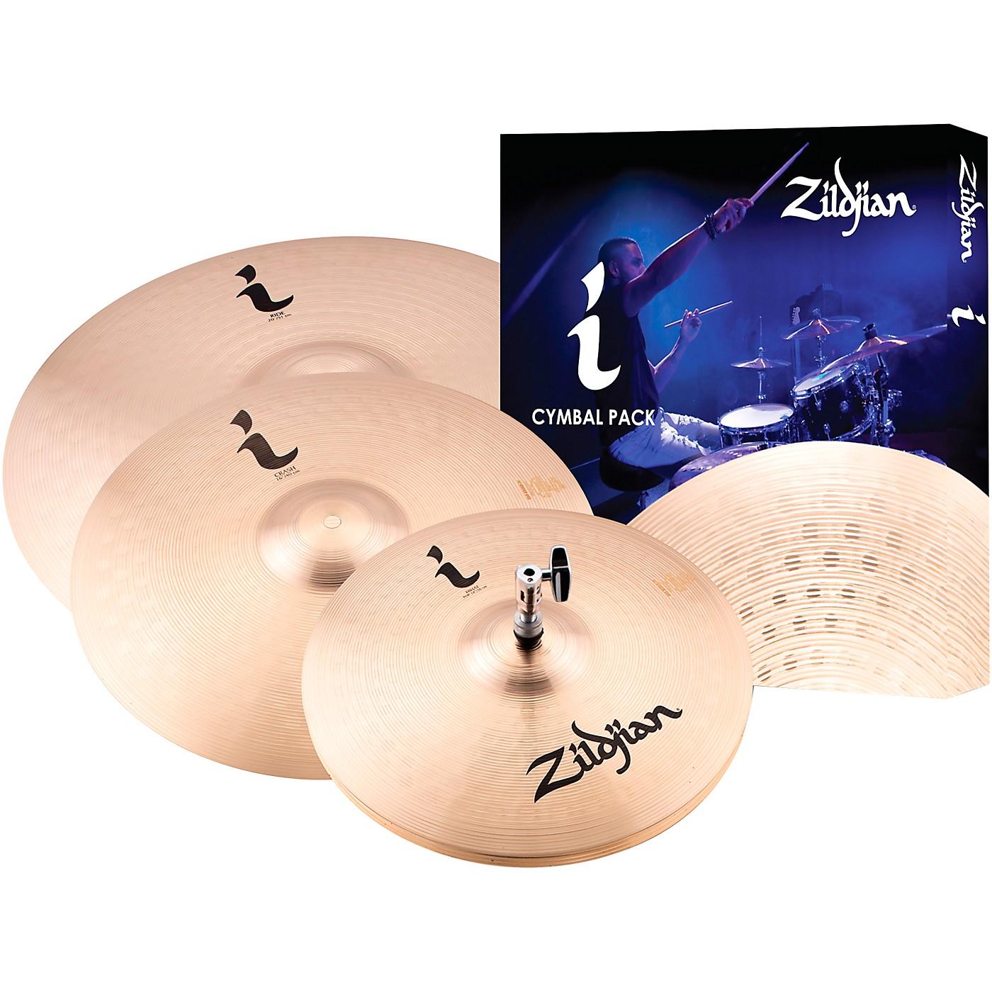 Zildjian I Series Standard Gig Cymbal Pack thumbnail