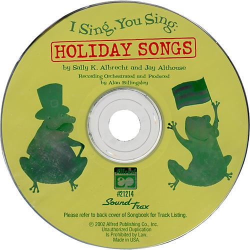 Alfred I Sing, You Sing thumbnail