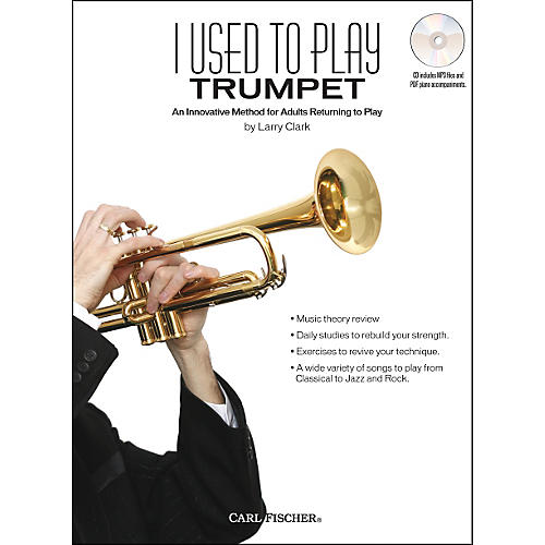 Carl Fischer I Used To Play Trumpet Book/CD-thumbnail